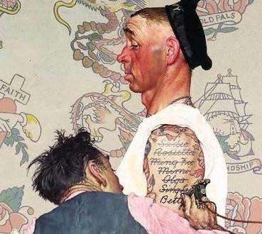 O Tatuador e Novembro Azul