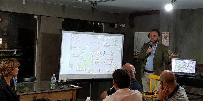 Fórum de Segurança Comunitária da Vila Mariana.