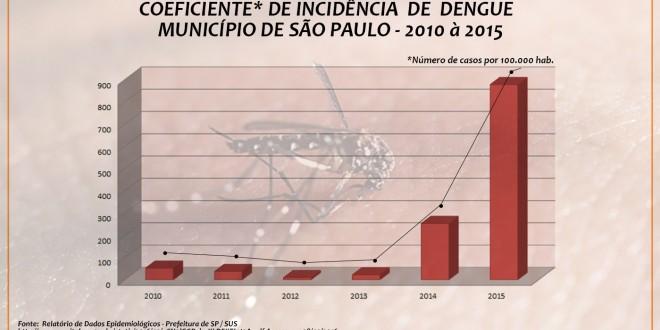 O Carnaval do Aedes